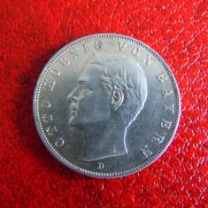 Moneda argint 3 Mark 1911, Otto