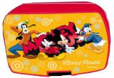 Cutie pentru mancare Mickey Mouse-Disney CMD1R, Rosu