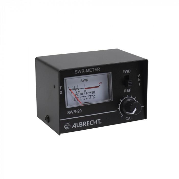 Resigilat : Reflectometru Albrecht SWR-20 cod 4410