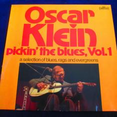 Oscar Klein - Pickin' The Blues, vol.1 _ vinyl,LP _ Intercord ( 1976,Germania)