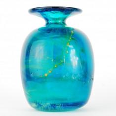 Vas vaza sticla semnata designer Malena