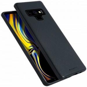 Husa Samsung Galaxy Note 9 Goospery Style Lux Navy