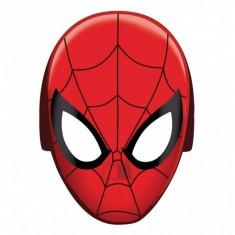 Masti Spiderman de petrecere set 8 buc