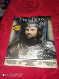 """REVISTA""""THE LORD OF THE RINGS - PIESE SAH - ULTIMA BATALIE"""" NR. 1"""