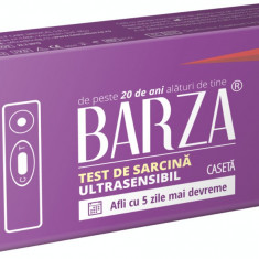 Test de sarcina BARZA Card Ultra Sensitive caseta