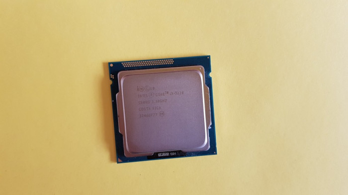 Procesor Intel Core i3-3220,3,30Ghz,3MB,Socket 1155,Gen 3