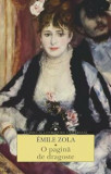 O pagina de dragoste/Emile Zola, Corint
