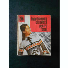 SERAFIM VENERA - IMBRACAMINTE CROSETATA PENTRU FEMEI (Colectia Caleidoscop)