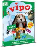 Vipo descopera lumea / Vipo: Adventures of the Flying Dog - Sezonul 1 Volumul 3 - DVD Mania Film