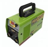 Aparat de sudura invertor PROCRAFT SP-270D , 270 Ah, accesorii incluse, electrod 1.6-4mm