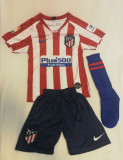 Echipament fotbal copii Atletico Madrid Griezmann 7