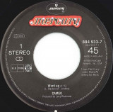 "Cameo - Word Up! (1986, Mercury) Disc vinil single 7"""