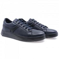 Pantofi barbati din piele naturala Caspian CAS-873-LACI