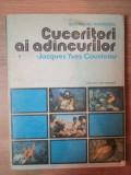 CUCERITORI AI ADANCURILOR de ALEXANDRU MARINESCU , JACQUES YVES COUSTEAU , 1980