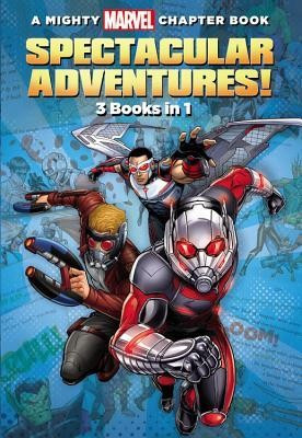 Spectacular Adventures!: 3 Books in 1!