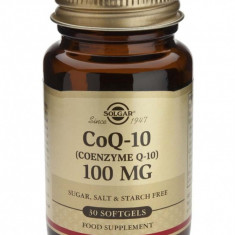 Solgar Coenzime Q-10 100mg 30 softgels