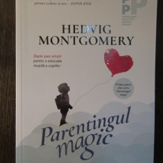 PARENTINGUL MAGIC- HEDVIG MONTGOMERY