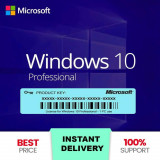 Microsoft Windows 10 Pro Professional ✔pentru 1 buc ✔ Cheie autentică✔