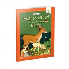 Bambi - Invat sa citesc in limba germana! Nivelul III
