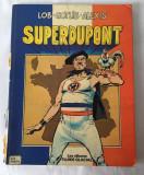 Revista benzi desenate Gotlib Alexis Superdupont, 1977, franceza, colectie