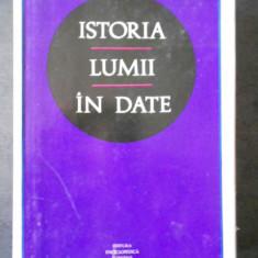ANDREI OTETEA - ISTORIA LUMII IN DATE