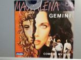 Gemini – Magdalena/Come Be My Love (1984/Teldec/RFG) - Vinil Single pe '7/NM