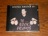 Stefan Banica Jr. - Te... Rock Frumos