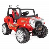 Jeep Electric cu Telecomanda RANGER 12V Rosu