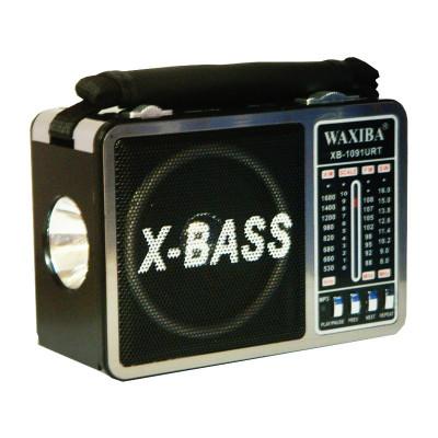 Radio portabil Waxiba XB-1091URT, difuzor incorporat foto