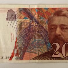 FRANTA 200 FRANCS/FRANCI 1996