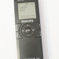 Reportofon digital Philips Voicetracer 620 1 Gb memorie interna port USB