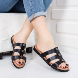 Papuci Hodali negri