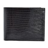 Portofel piele barbati, din piele naturala, marca Bond, 563-902-01-P-19, negru
