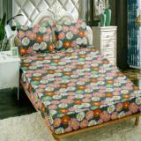 Husa de pat Finet Pamela cu elastic +2 fete de perna Hp1998