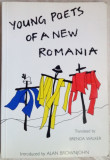 YOUNG POETS OF A NEW ROMANIA1991/AUTOGRAF trad.BRENDA WALKER:Cartarescu/Stratan+