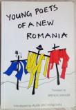 YOUNG POETS OF A NEW ROMANIA1991/AUTOGRAF trad.BRENDA WALKER:Cartarescu/Stratan+