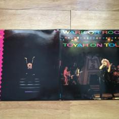 TOYAH  - WARRIOR ROCK (2LP ,2 VINILURI,1982,SAFARI,UK)  vinil vinyl