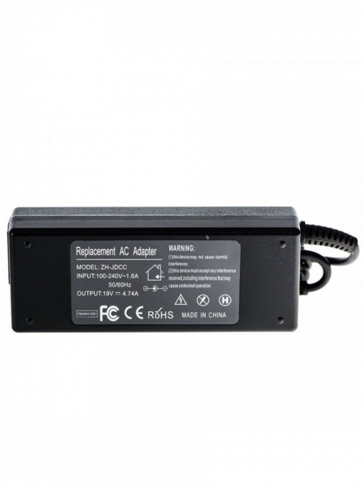 Incarcator laptop compatibil PB EASYNOTE TV11HC