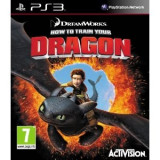 How To Train Your Dragon Ps3, Activision