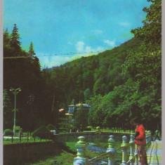 CPIB 15257 - CARTE POSTALA - SLANIC MOLDOVA