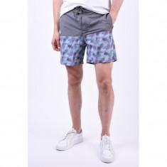 Pantaloni Scurti Jack&Jones Jjihawai Jjswim Bloc Black, M, Albastru