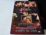You've got mail - Tom Hanks ,Meg Ryan - b25, DVD, Engleza
