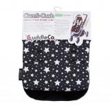 Cumpara ieftin Saltea carucior Comfi-Cush Black and White Stars, 842094