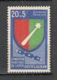 Algeria.1958 Fondul Maresal De Lattre  SX.121