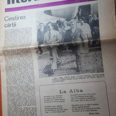 Romania literara 5 octombrie 1978-ana blandiana,colocviu national de poezie
