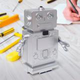"""Trusă șurubelnițe """"Robot"""" cu laternă, Balvi"""