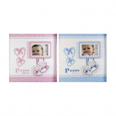 Album foto Baby Milo personalizabil, 200 poze format 10x15 cm, cutie