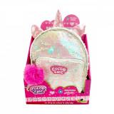 Ghiozdan cu paiete Color Chic Unicorn