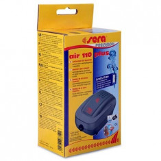 Sera Air Pump 110 Plus 8812, Pompa aer