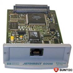 Placa de retea imprimante HP JetDirect 600N J3111-60002